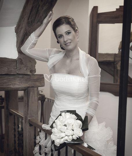 La novia ya preparada