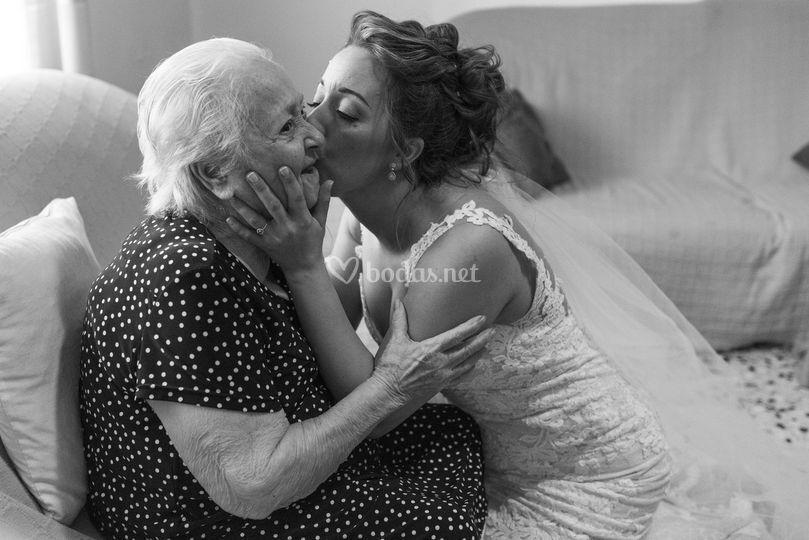 La abuela de Vero