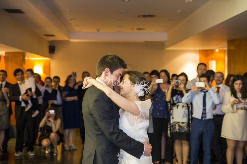 Baile Irene y Alvaro