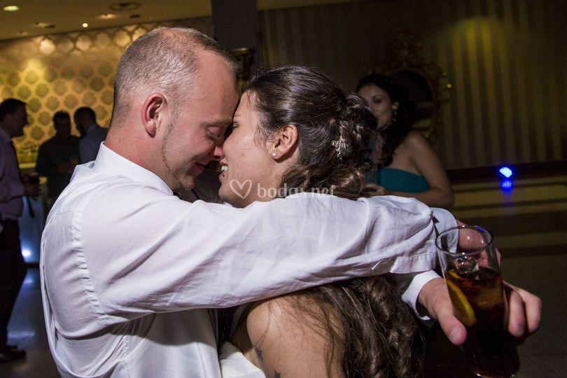 Baile Andrea y Sergio