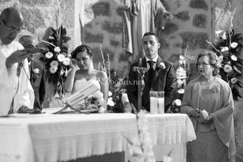 Lágrimas de novia