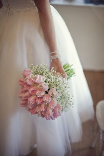 El ramo de novia de tus sueños