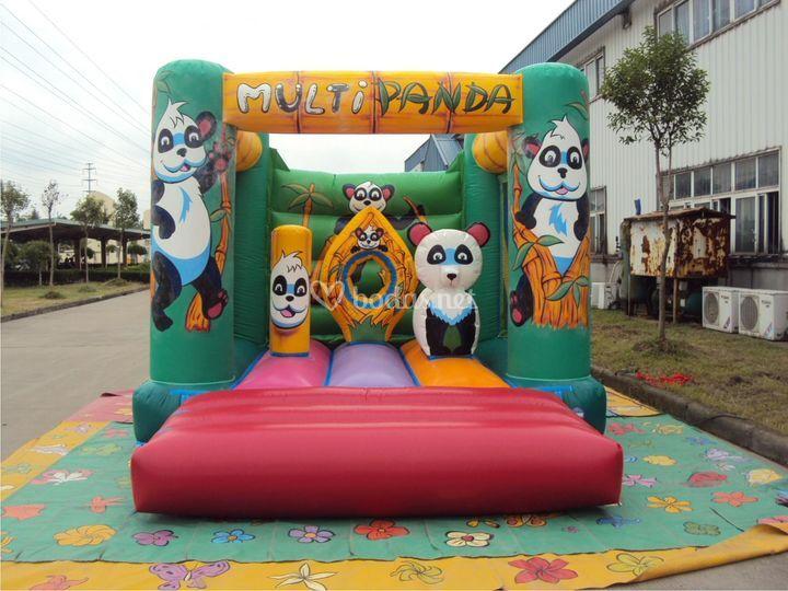 Castillo panda