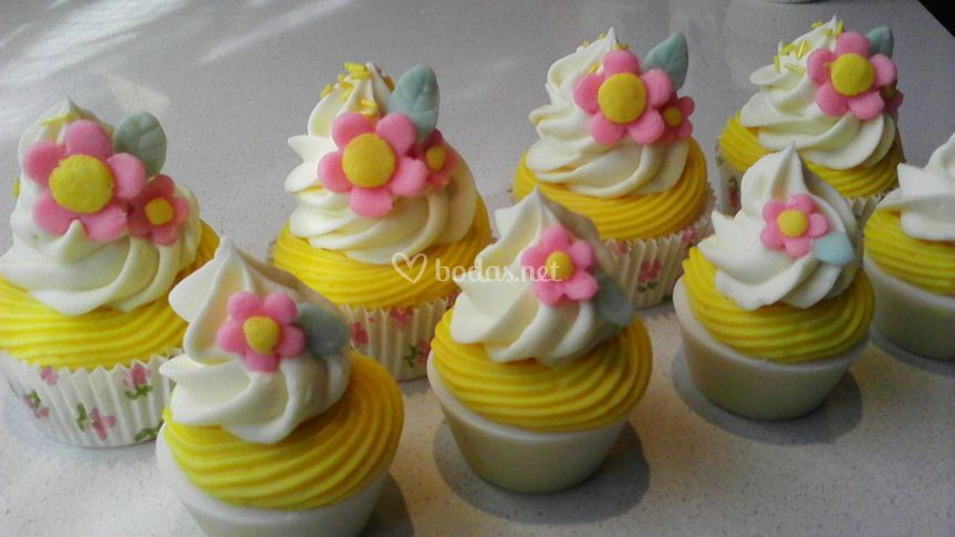 Cupcakes y minicupcakes