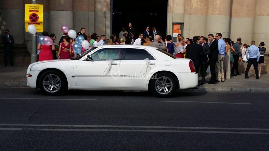 Un coche ideal para tu boda