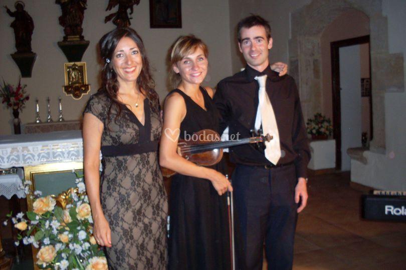 Asiduo + soprano