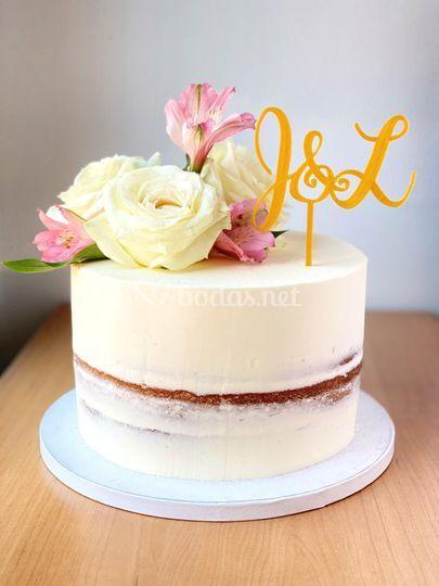 Topper para la tarta