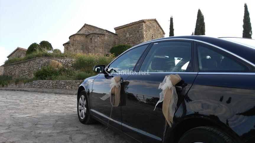 El coche para tu gran día.
