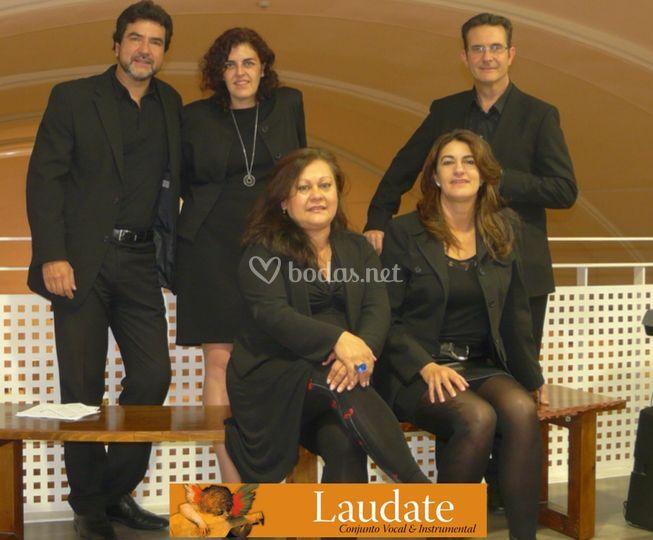 Cuarteto Vocal + Organista