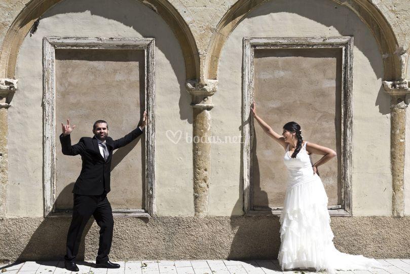 Fotos de boda en Vitoria