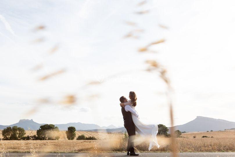 Fotógrafos de boda en Vitoria