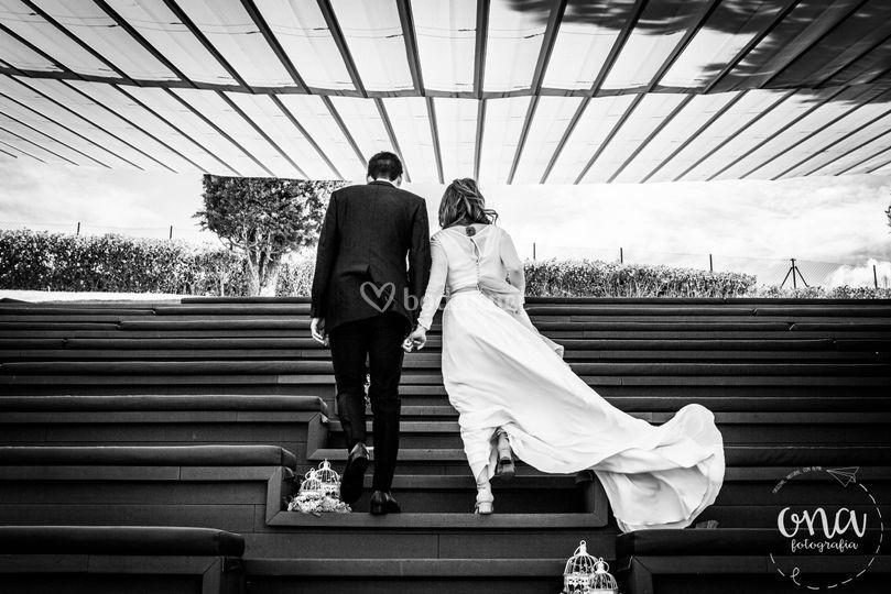 Fotos de boda en Zona Chic