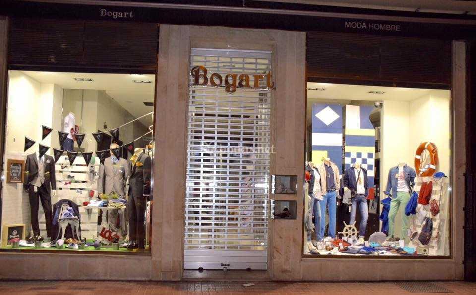 Fachada de Bogart Moda