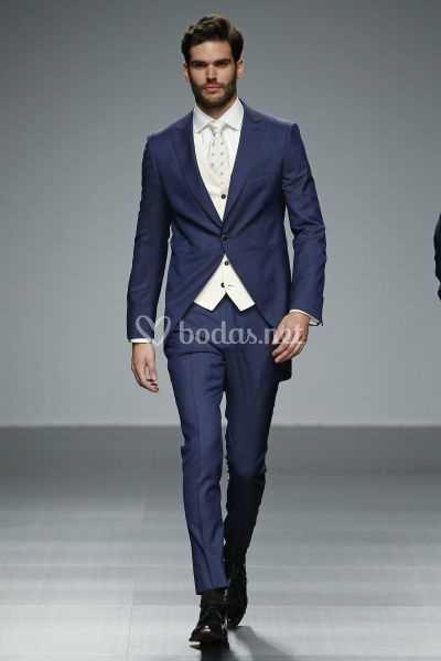 El azul súper moda