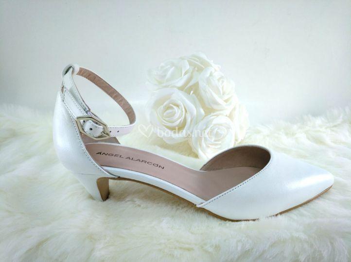 Zapato nacar