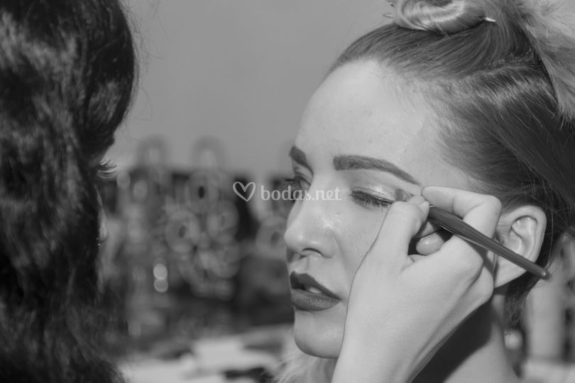 Ultimas técnicas de maquillaje