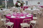 Mesa boda casa particular