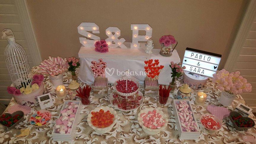 Candy bar S&P