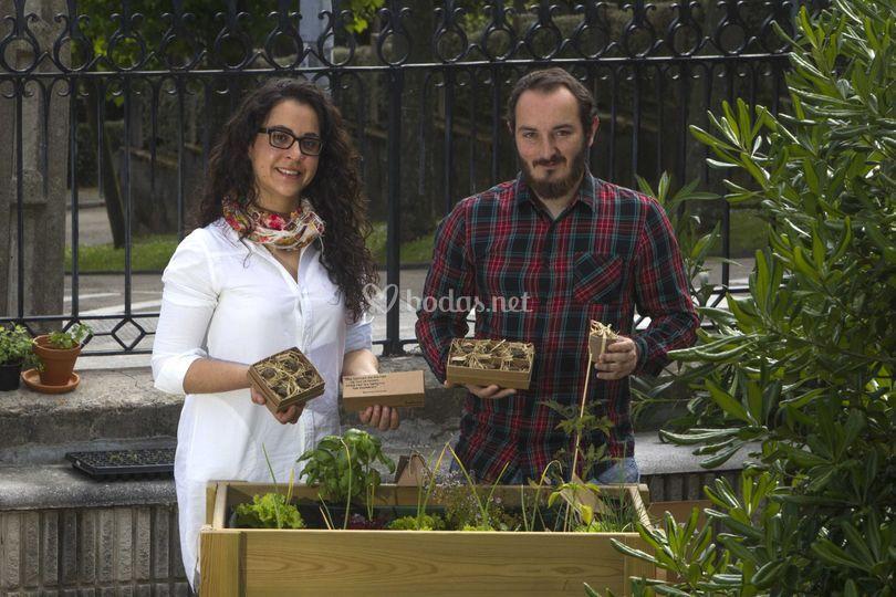 Los creadores de EcoQuchu