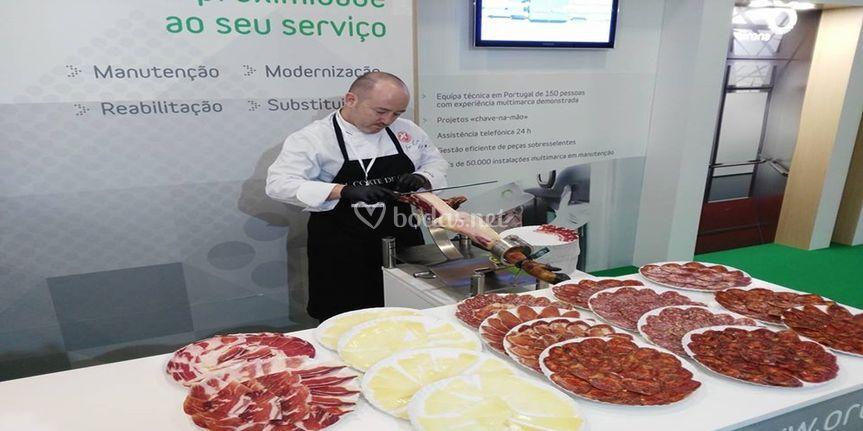 Catering en Lisboa