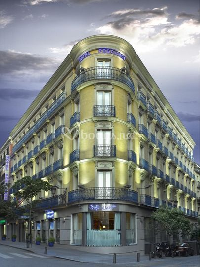 Hotel preciados for Hotel preciados madrid