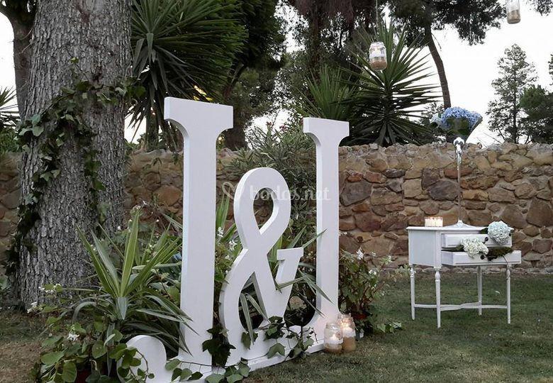 Villa cartuja for Decoration jardin villa