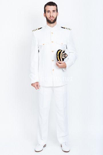 Uniforme blanco
