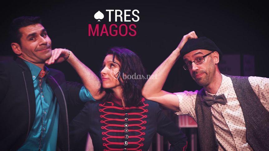 3 magos