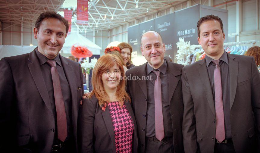 Con nuestra Alcaldesa