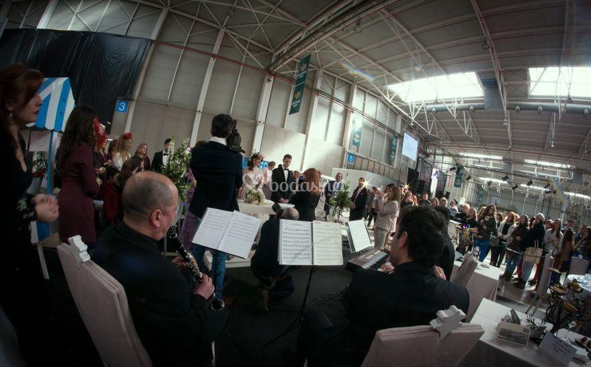 Jaén de boda en directo