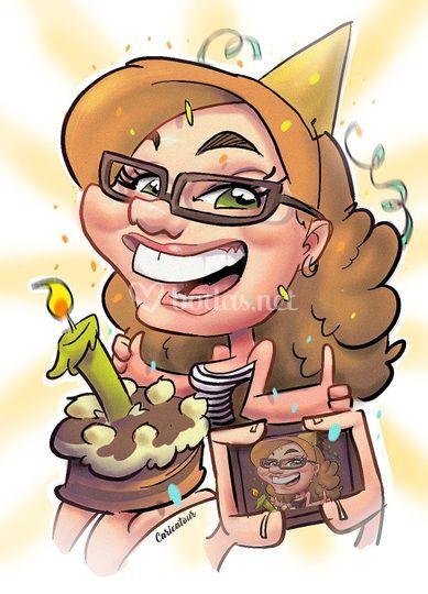 Caricatour caricatura encargo