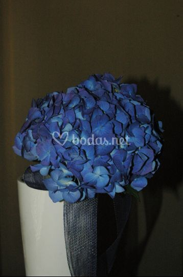 Boquet de hortensia