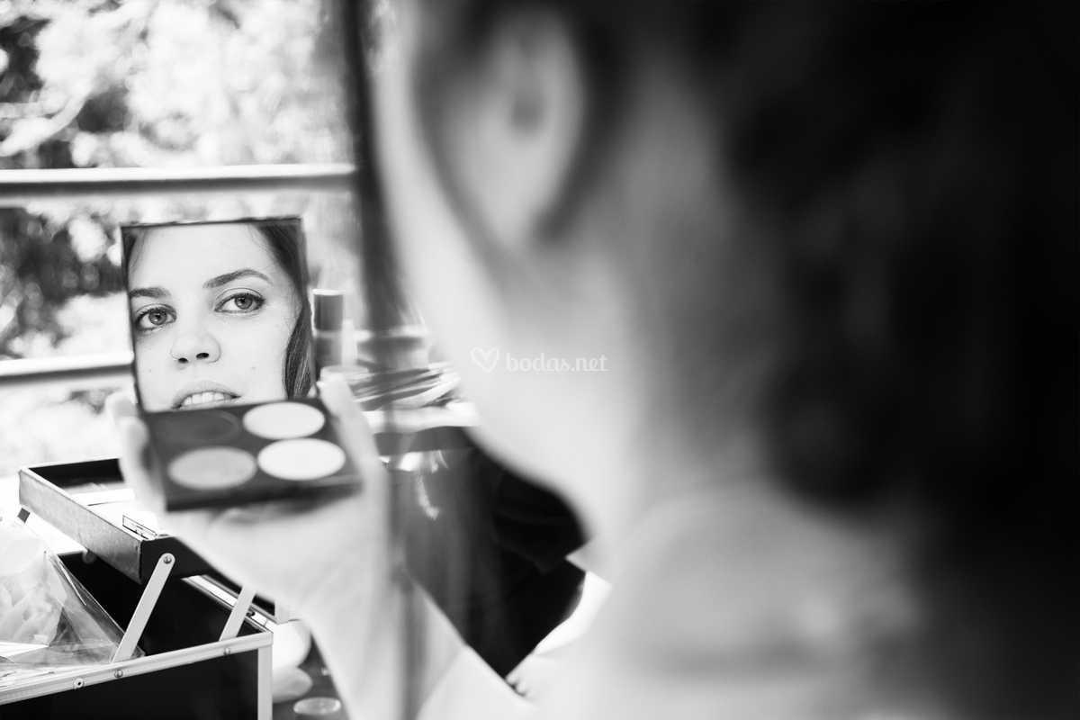 Comprobando El Resultado De Miguel Morn Estudio Fotogrfico