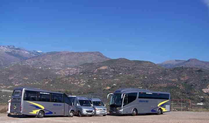 Orgiva Bus