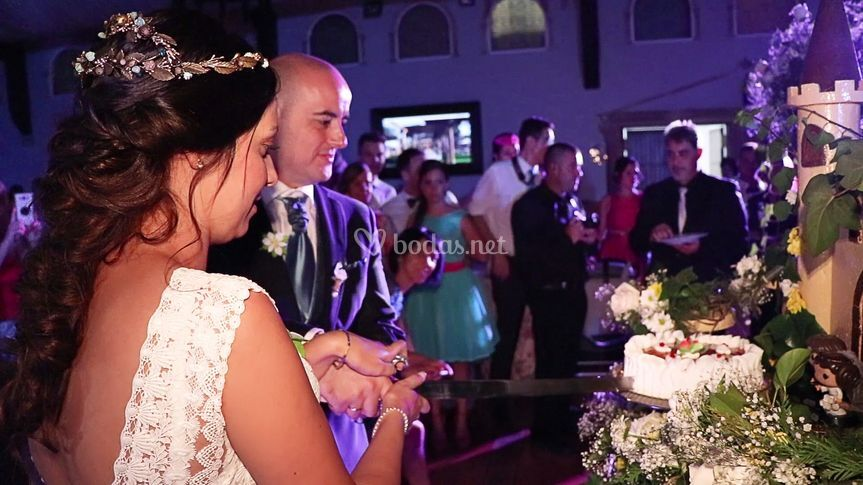 Captura Vídeo - Ceremonia