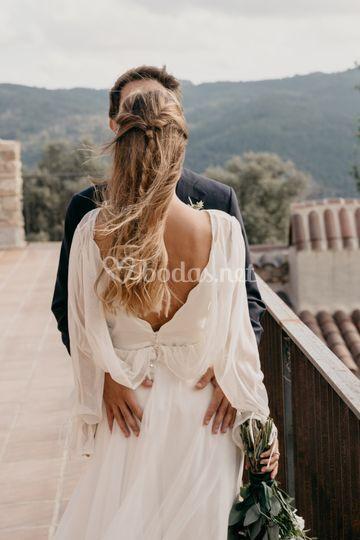 Vestido de novia ESDS