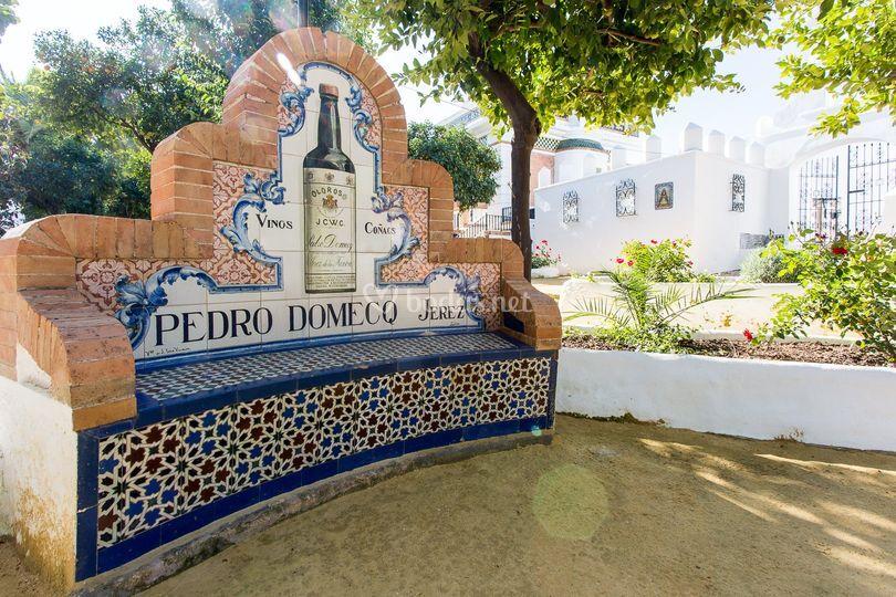 Plaza domecq