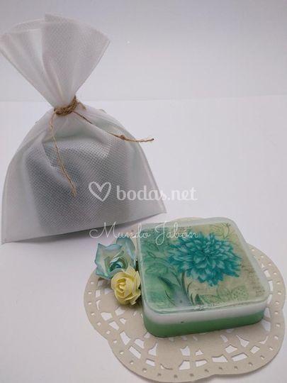 Jabón tocador