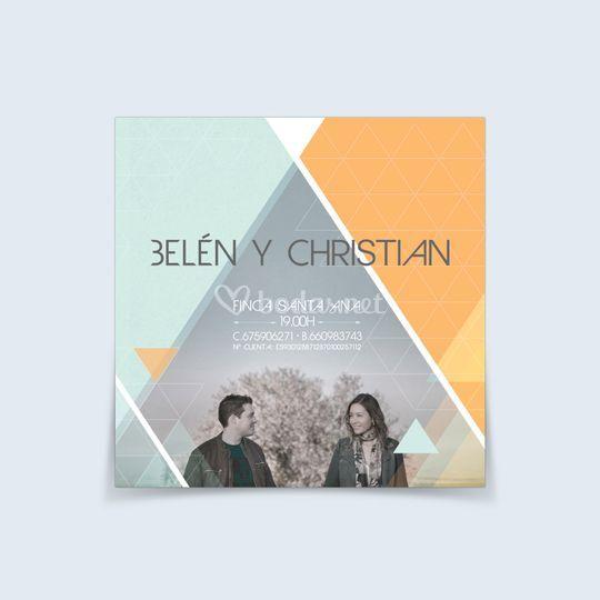 Belén y Christian