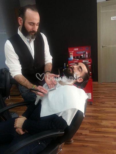 Ritual de afeitado