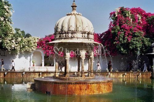 Ciudad romántica Udaipur