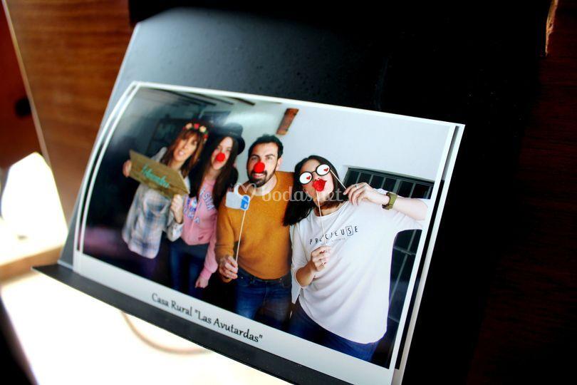 Foto rampa fotomatón vintage