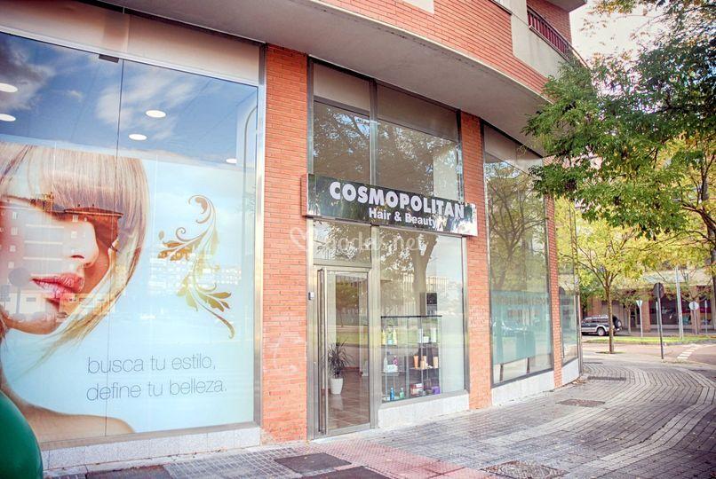 Cosmopolitan Hair & Beauty
