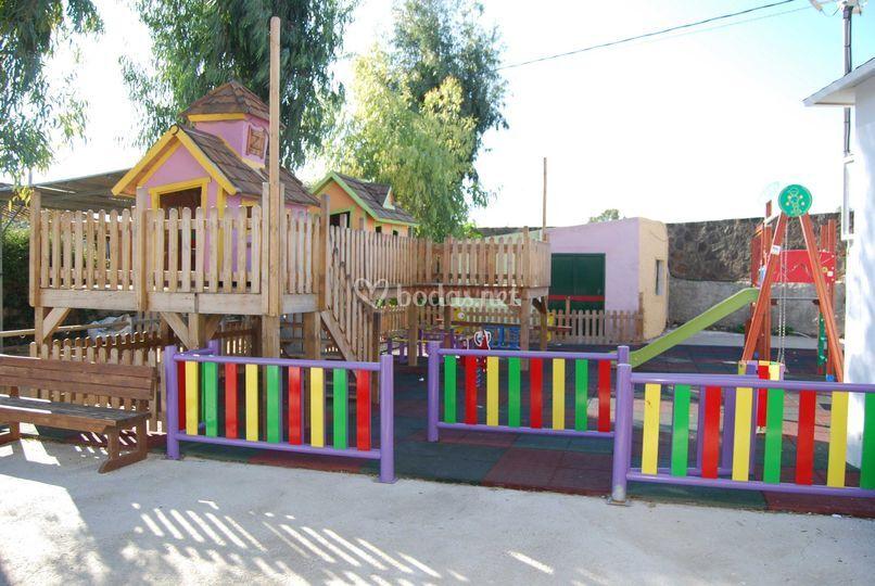 Parque infantil privado
