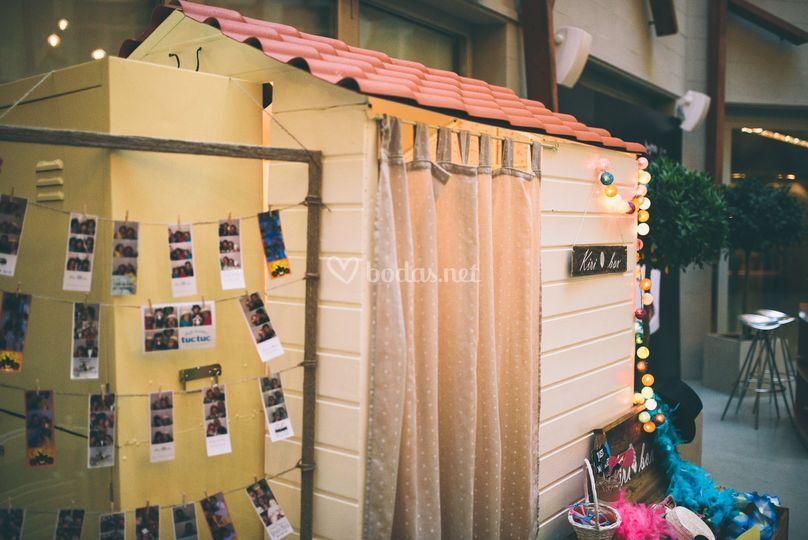 El patio de las bodas