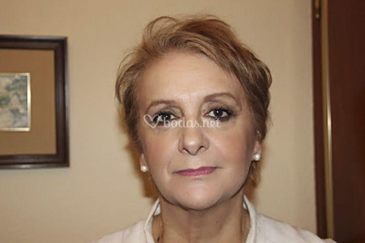 Maquillaje piel madura