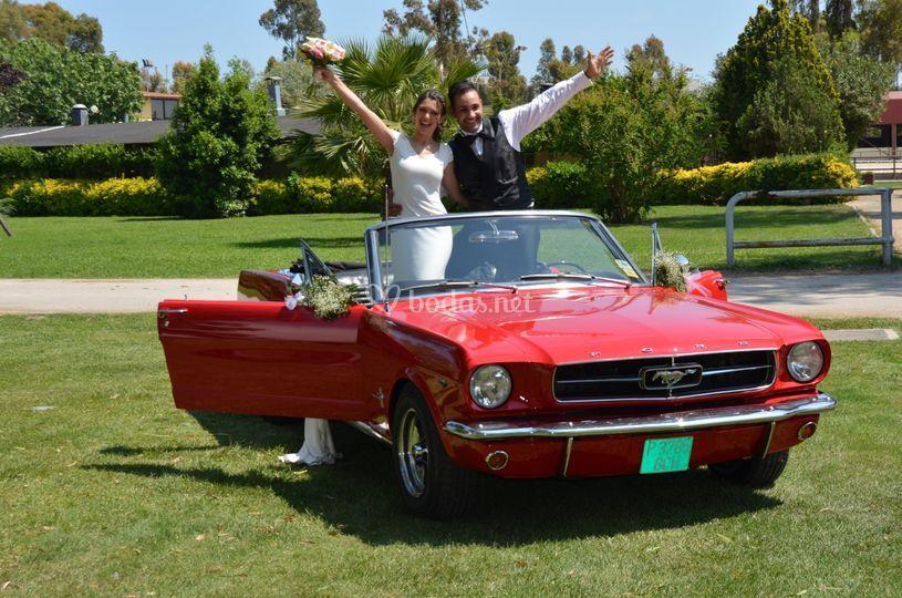 Ketty & Lord Mustang