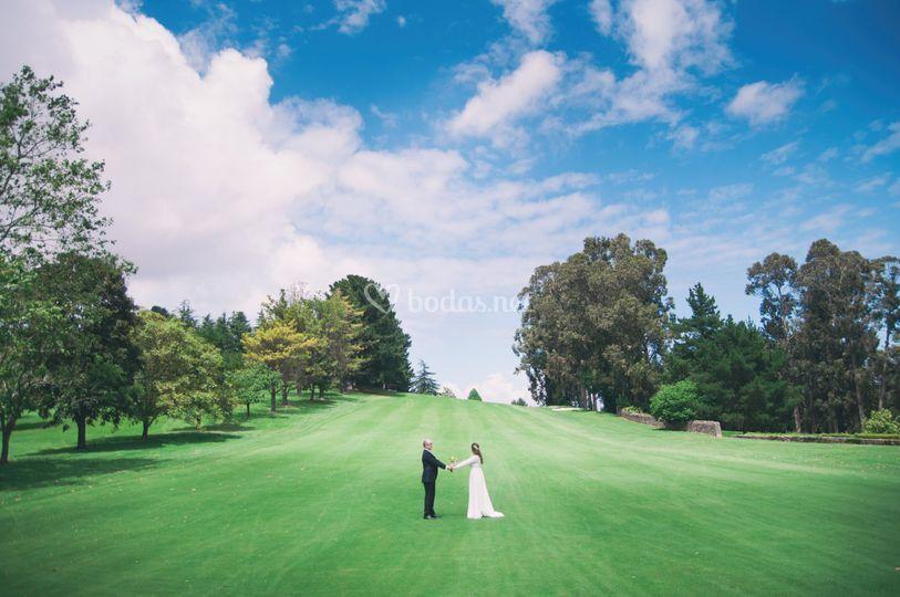 Boda Campo de Golf Gijon