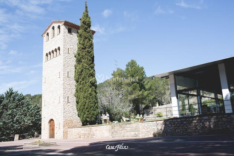 Castell tallat