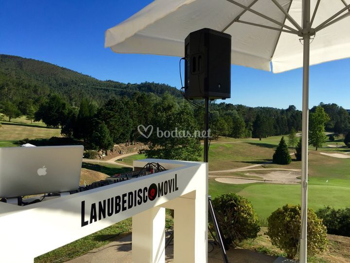 Eventos campo golf